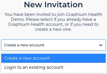 New Invitation