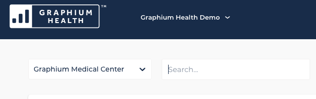 Search for Provider